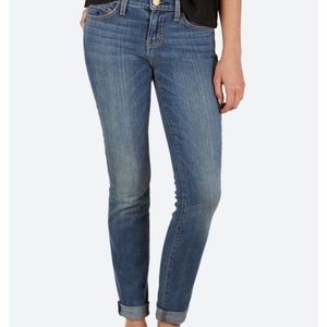 Current/Elliott the rolled skinny jean | size 26